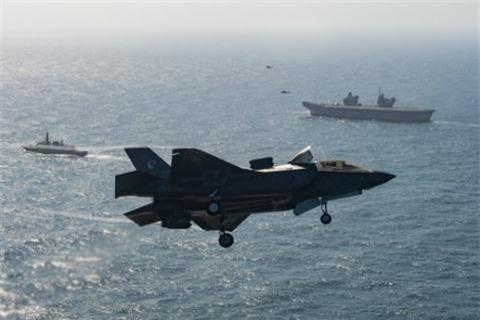 Tiem kich F-35 thieu linh kien, Tong thong Trump do loi cho ong Obama-Hinh-9