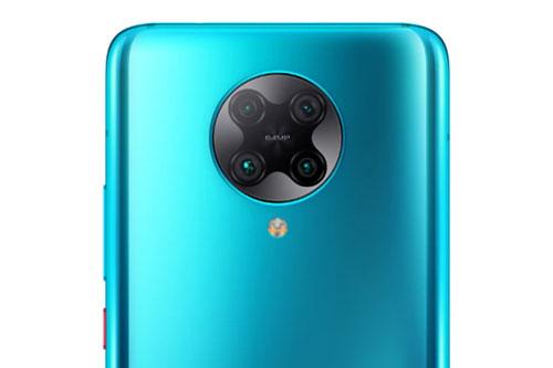 Xiaomi Poco F2 Pro sở hữu 4 camera sau. Trong đó, cảm biến chính 64 MP cho khả năng lấy nét theo pha, chống rung quang học (OIS). Ống kính macro tele 5 MP. Cảm biến thứ ba 5 MP với góc rộng 123 độ và ống kính chiều sâu 2 MP. Bộ tứ này được trang bị đèn flash LED, quay video 8K tốc độ 30 khung hình/giây, Full HD tốc độ 960 khung hình/giây.