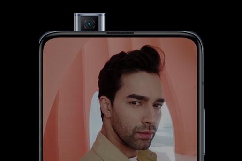 Máy ảnh selfie pop-up 20 MP.