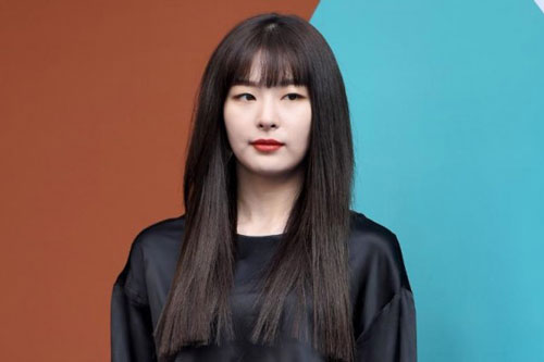 Seulgi (Red Velvet).