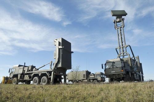 Hệ thống tên lửa phòng không tầm ngắn VL MICA của Quân đội Pháp. Ảnh: Jane's 360.