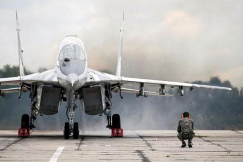 Bí ẩn phi đội MiG-29SMT xuất hiện tại Hmeymim
