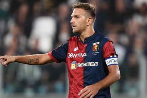 =1. Romenico Criscito (Genoa - 7 bàn thắng).