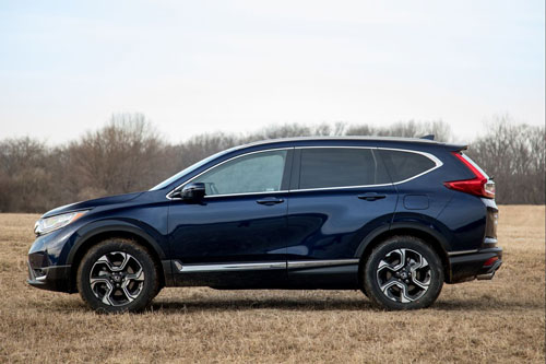 Honda CR-V giảm giá mạnh.