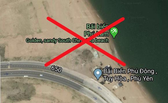 Ứng dụng Google Maps cùng không tránh khỏi sai lầm.