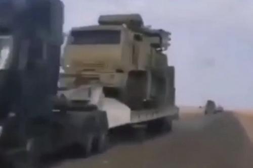Lính đánh thuê Nga rút chạy khỏi Libya