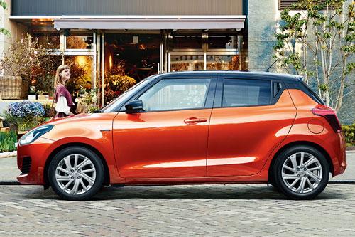 Những nâng cấp đáng giá trên Suzuki Swift 2020