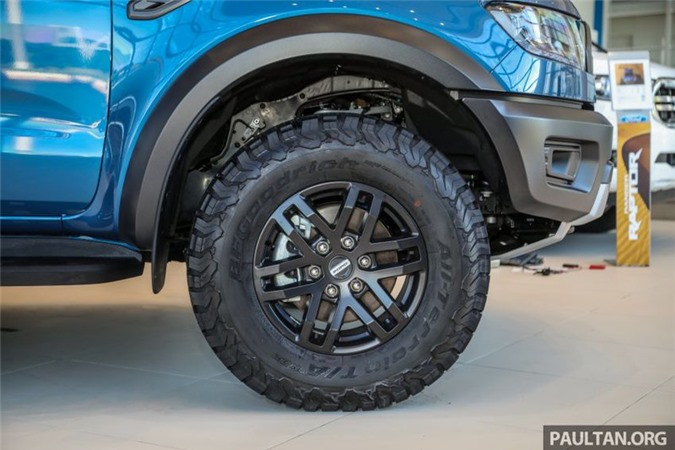 can canh ford ranger raptor 2020 hinh 6