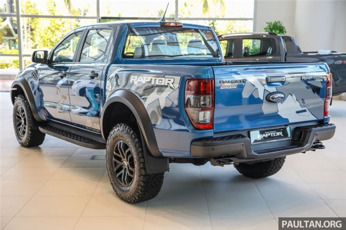 can canh ford ranger raptor 2020 hinh 9