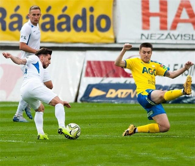 Đội bóng của Filip Nguyễn thua trong ngày giải CH Czech trở lại - 3
