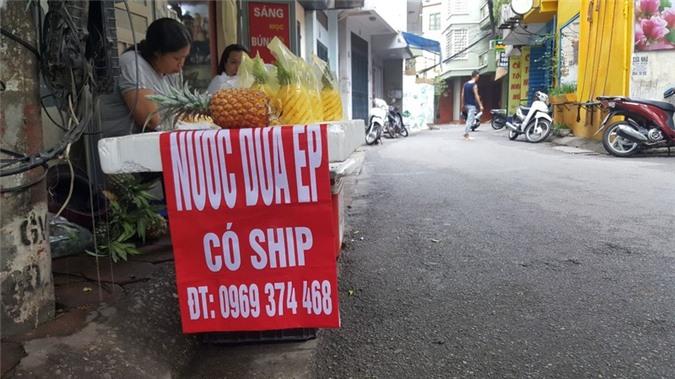 """kinh doanh giai khat o via he ha noi """"hot bac"""" mua nang nong hinh 2"""