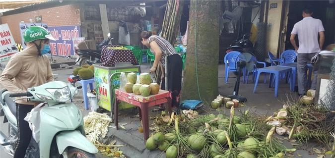 """kinh doanh giai khat o via he ha noi """"hot bac"""" mua nang nong hinh 6"""
