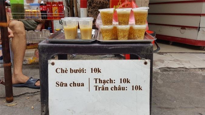 """kinh doanh giai khat o via he ha noi """"hot bac"""" mua nang nong hinh 7"""