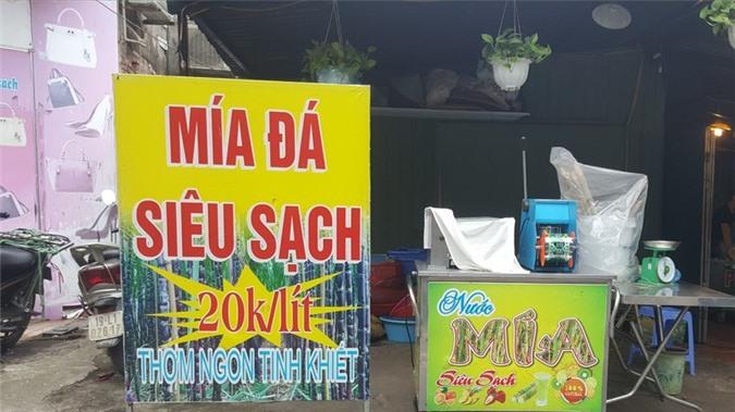 """kinh doanh giai khat o via he ha noi """"hot bac"""" mua nang nong hinh 9"""