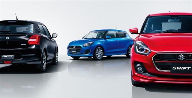 Suzuki Swift phiên bản mới 2020 có những thay đổi gì? - 1