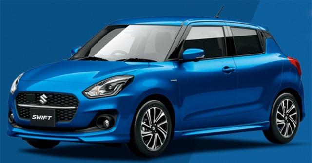 Suzuki Swift phiên bản mới 2020 có những thay đổi gì? - 11