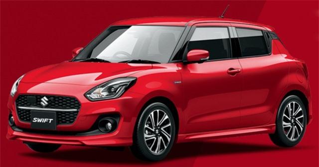 Suzuki Swift phiên bản mới 2020 có những thay đổi gì? - 12