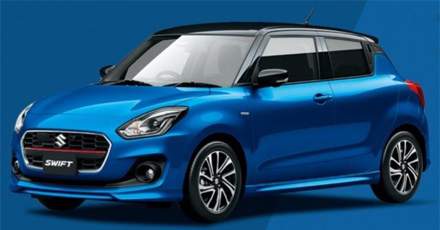 Suzuki Swift phiên bản mới 2020 có những thay đổi gì? - 13