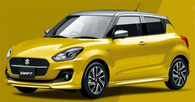 Suzuki Swift phiên bản mới 2020 có những thay đổi gì? - 14