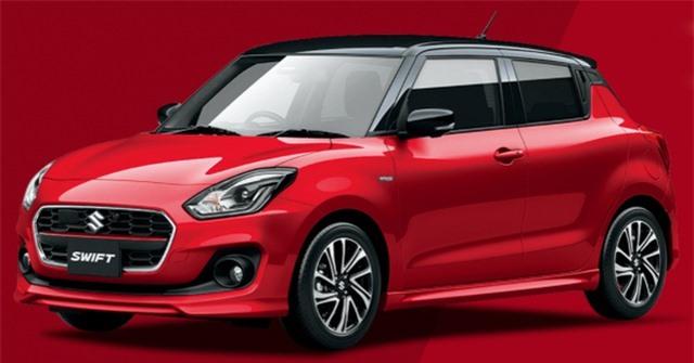 Suzuki Swift phiên bản mới 2020 có những thay đổi gì? - 15