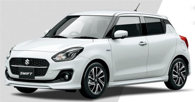 Suzuki Swift phiên bản mới 2020 có những thay đổi gì? - 16