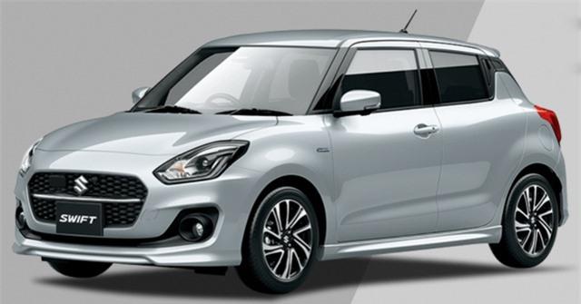 Suzuki Swift phiên bản mới 2020 có những thay đổi gì? - 18
