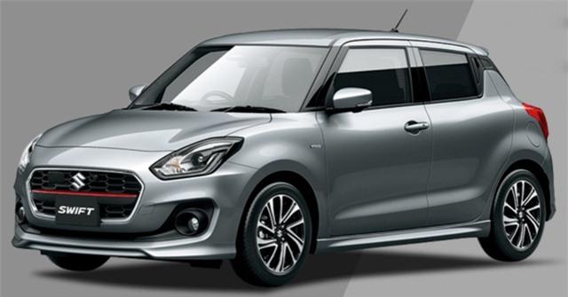 Suzuki Swift phiên bản mới 2020 có những thay đổi gì? - 19