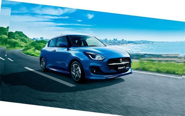 Suzuki Swift phiên bản mới 2020 có những thay đổi gì? - 4