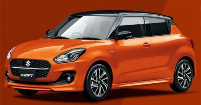Suzuki Swift phiên bản mới 2020 có những thay đổi gì? - 5