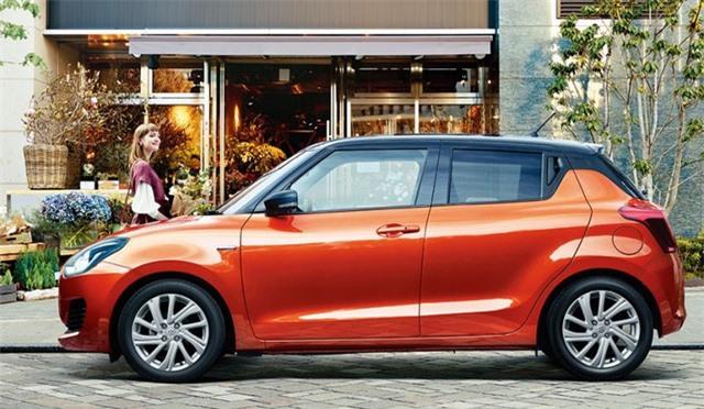 Suzuki Swift phiên bản mới 2020 có những thay đổi gì? - 6