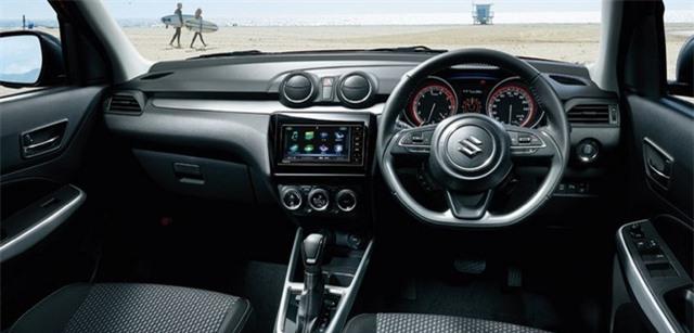 Suzuki Swift phiên bản mới 2020 có những thay đổi gì? - 7