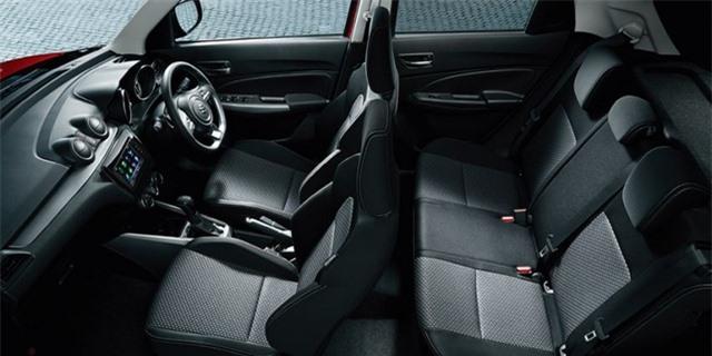 Suzuki Swift phiên bản mới 2020 có những thay đổi gì? - 8