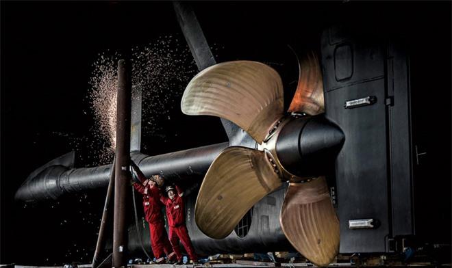 Tỷ phú dầu mỏ đóng du thuyền lớn nhất hành tinh - Ảnh 6.