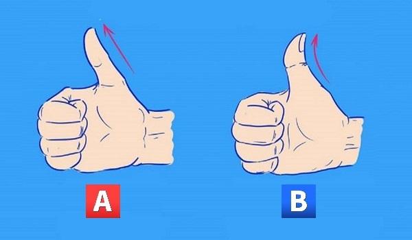 Ngón tay bạn như thế nào?