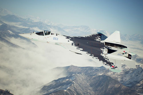 Chiến đấu cơ thế hệ 6 lần đầu được thử nghiệm ở Nga
