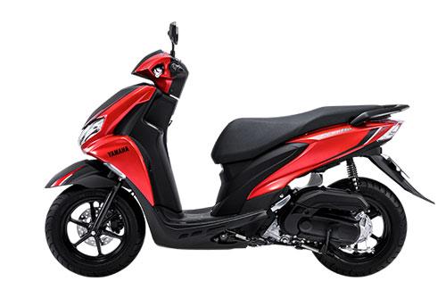 Ngắm Yamaha FreeGo 2020 vừa ra mắt thị trường Việt, giá từ 32,99 triệu