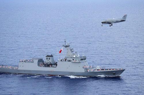 Tàu chiến trang bị tên lửa đầu tiên FF-150 của Hải quân Philippines sẽ mang tên BRP Jose Rizal và dự kiến bàn giao vào ngày 19/6. (Nguồn: Hải quân Philippines)