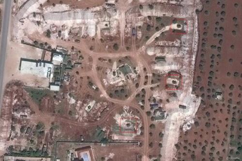 Trận địa tên lửa MIM-23 HAWK của Thổ Nhĩ Kỳ. Ảnh: Avia-pro.