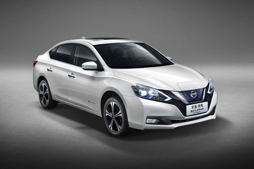 1. Nissan Sylphy (doanh số: 32.251 chiếc).