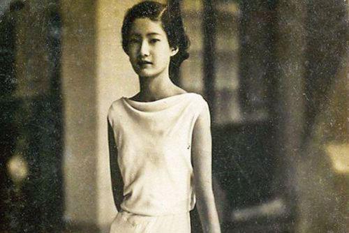 Nam Phương Hoàng hậu ngày trẻ.