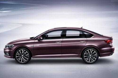 3. Volkswagen Lavida (doanh số: 27.444 chiếc).