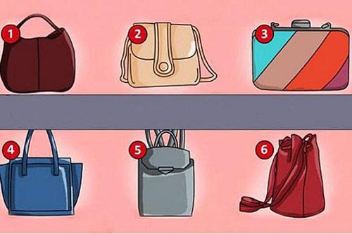 Trắc nghiệm: Chiếc túi xách tố cáo tính cách thật của bạn