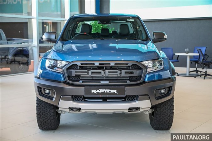 Ford Ranger Raptor 2020.