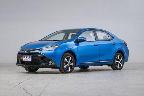 6. Toyota Levin (doanh số: 20.108 chiếc).