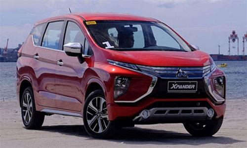 Mitsubishi Xpander giảm giá xuống dưới 500 triệu, đấu Toyota Innova, Suzuki Ertiga