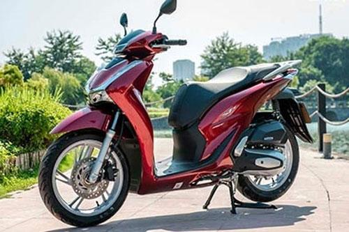 Honda SH 125, SH 150 2020 đẹp mê ly, bất ngờ giảm giá mạnh tại đại lý khiến fan 'phát sốt'