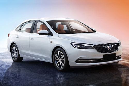 9. Buick Excelle (doanh số: 17.013 chiếc).