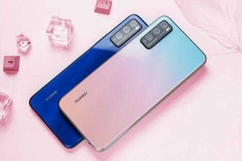 Smartphone 5G, cấu hình tốt, pin 4.000 mAh, giá 5,54 triệu đồng