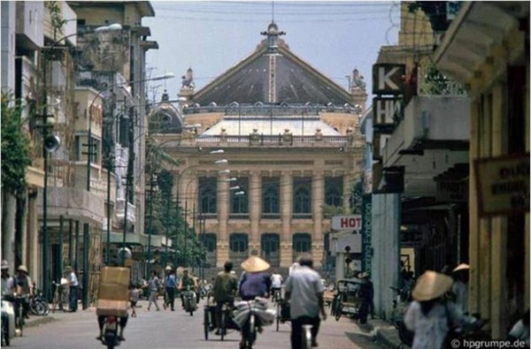 Những bức ảnh hiếm hoi về Hà Nội cuối thời kỳ bao cấp 4