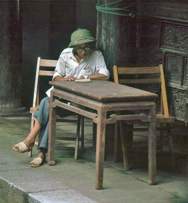 Những bức ảnh hiếm hoi về Hà Nội cuối thời kỳ bao cấp 8